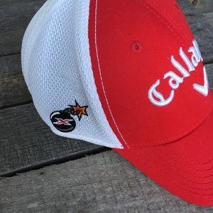 Callaway Accessories - 🎉5  25🎉 Men s Callaway Golf Hat FlexFit L XL 00e2a4ba6dc5